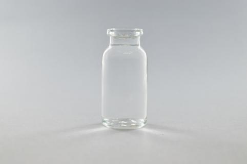 Glas fles 10ml All Round transparant