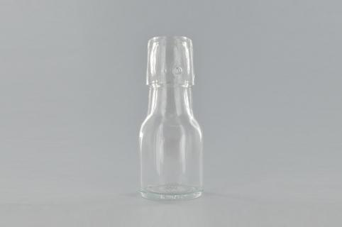 Glas fles 50ml naturel