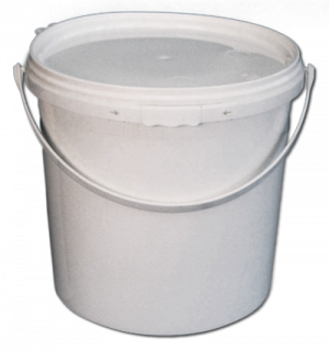 Bucket 0.5L made of polypropyleen (6000/pallet)