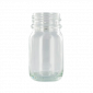 Glas pot 30ml transparant